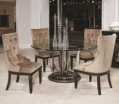Belladonna Table and Chair Set by American Drew