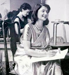 Gayatri Devi: The golden queen of Jaipur - 1962