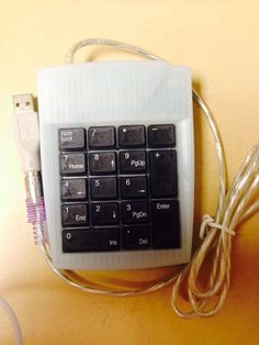 Numeric Keypad PS 2 iMac 1998 with USB Adapter