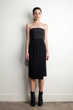 Band of Outsiders Pre-Fall 2013 Fashion Show - Marinet Matthee