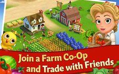 جيمز اندوريد: تحميل لعبة الاندوريد FarmVille 2: Country Escape