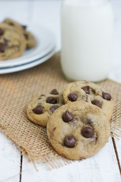 Soft and Chewy Chocolate Chip Cookie Recipe | POPSUGAR Latina