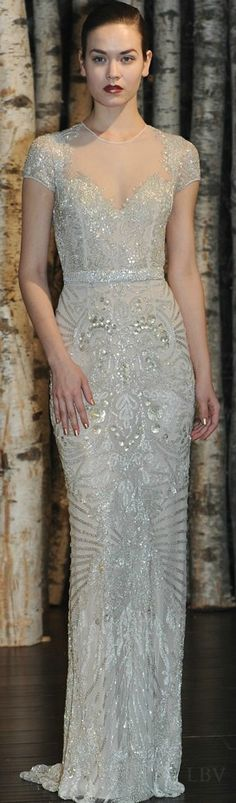 Naeem Khan Bridal Collection Spring 2015