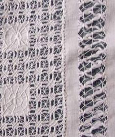 What is whitework embroidery?