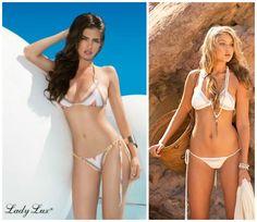 Gigi Harid in the Tribal Temptation Bikini style from LadyLux
