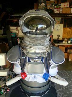 Ian Ziering, Astronaut Costume, How To Make Something, Cosplay Diy, The Martian, David, Space, Floor Space, Mars