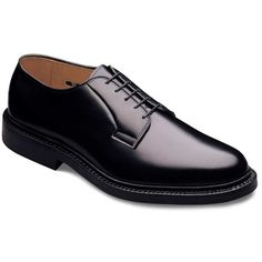 Cordovan Leeds - Plain-toe Lace-up Dress Shoes by Allen Edmonds (got them in black and burgundy) — favorite shoe by far - Genuine Shell Cordovan