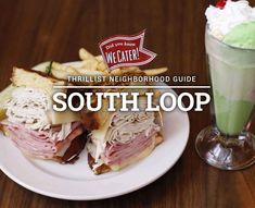 Here's Thrillist's list of the best places to eat in Chicago's #SouthLoop neighborhood. #ChicagoLiving #LuxuryLiving