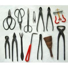Bonsai Tool Set