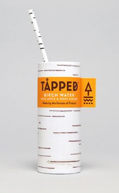 TÅPPED Birch Water Designed by Horse  Country: United Kingdom
