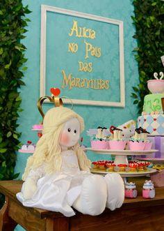 Festa Alice no Pais das Maravilhas!!