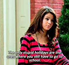 Pin for Later: 15 Reasons Selena Gomez's Character on Wizards of Waverly Place Is the Best She Shares Our Same Sentiments on Valentine's Day