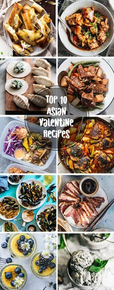Top 10 Asian Valentine Recipes to Pamper Your Valentine