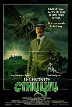 Promo from Tom Jenkins Legend of Cthulhu poster