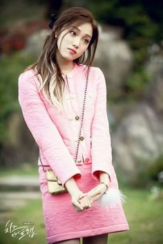 Celebrities - Baek Se-ri Photos collection You can visit our site to see other photos. Ulzzang Fashion, Asian Fashion, Korean Beauty, Asian Beauty, Korean Celebrities, Celebs, Jong Hyuk, Lee Sung Kyung, Weightlifting Fairy Kim Bok Joo