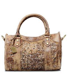 Deborah Satchel - Whiskey (Cute bag but way out of my price range!)
