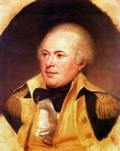 "#TDIH James Wilkinson, the ""other"" Benedict Arnold. On this day in 1825, James Wilkinson dies in Mexico City. He has been called the ""most notorious American traitor you've probably never heard of."" Another historian has called him the ""the most consummate artist in treason that the nation ever possessed."" He must have been! His questionable activities were not proven until decades after his death."