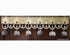 Door Hanging Decorations, Diwali Decorations, Festival Decorations, Rangoli Ideas, Rangoli Designs, Decor Crafts, Diy And Crafts, Arts And Crafts, Wedding Gift Wrapping