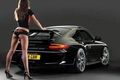 Des jolies filles et des Porsche - Page 185 - PHOTOS - Boxster Cayman 911 (Porsche) Porsche Models, Porsche Cars, Porsche 356, Auto Girls, Car Girls, Sexy Cars, Hot Cars, Ford, Carros Vw