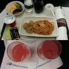 Philippines Airlines. Aeroplanefood. Travels.
