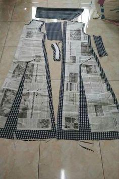 New Dress Pattern, Dress Sewing Patterns, Sewing Patterns Free, Clothing Patterns, Pattern Skirt, Pattern Sewing, Sewing Tutorials, Bolero Pattern, Skirt Patterns