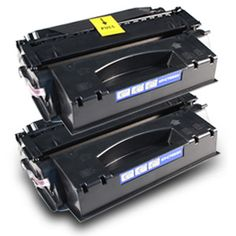 2 Pack Compatible HP Q7553X Black Toner Cartridge - http://dot-www.com/2-pack-compatible-hp-q7553x-black-toner-cartridge/