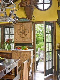 1000 Images About Mustard Colored Kitchen On Pinterest