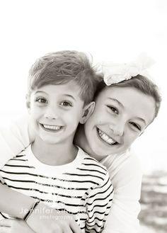 Big sister little brother fun photo shoot. #playing #hideandseek #siblingsphotoshoot