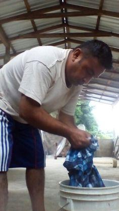 A lavar