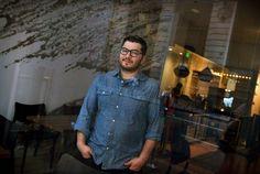 A long day on life's menu for chef Josef Centeno - latimes.com
