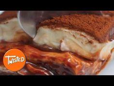 Nutellamisu Recipe | How To Make Nutella Tiramisu | Twisted - YouTube