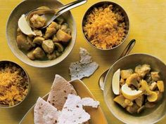 Chicken Curry with Squash | KitchenDaily.com