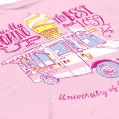 Phi Mu - Scooping Up the Best Design - Sorority shirts - Check out b-unlimited.com!