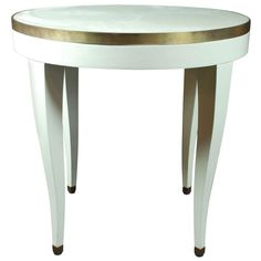 'Essence', side table, Donghia | From a unique collection of antique and modern side tables at http://www.1stdibs.com/furniture/tables/side-tables/