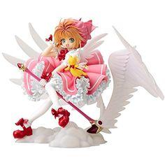 "Kotobukiya Sakura Kinomoto ""Cardcaptor Sakura"" ArtFXJ Statue >>> Check out this great product. (This is an affiliate link) #GrownUpToys"