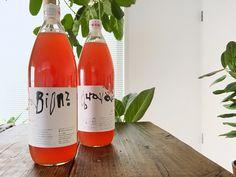 ぐあばだびょん 2016 ジュース ラベル デザイン label design juice calligraphy
