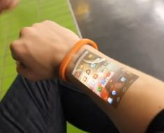 Cicret wearable aims to turn your skin into your tablet - but could this ever happen ZDNet