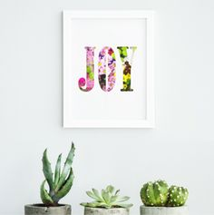 Photoshop tutorial how to make floral letters
