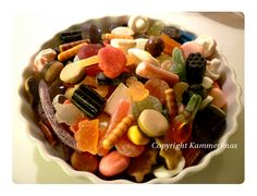 Blandet slik - mixed Danish candies