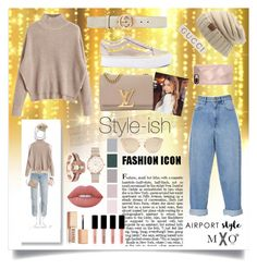 """""""#Style-ish"""" by mxogirl ❤ liked on Polyvore featuring Étoile Isabel Marant, Gucci, Vans, Christian Dior, Rebecca Minkoff, Vetements, Louis Vuitton, ROSEFIELD, Stila and Lime Crime"""