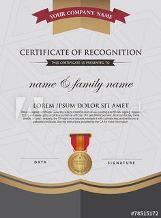 certificate template. Certificate Design Template, Cv Template, Company Names, Lorem Ipsum, Ui Design, Frames, Quote, Business Names, Resume Templates
