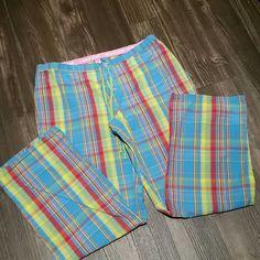 Colorful pajama pants 100% Cotton Victoria's Secret Intimates & Sleepwear Pajamas