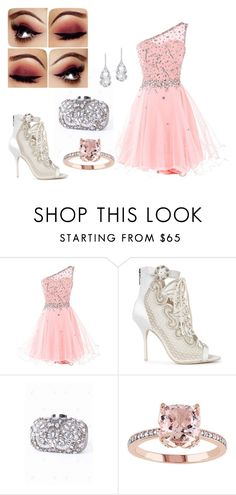 """Untitled #2"" by sabrina-8591 ❤ liked on Polyvore featuring Sophia Webster and Plukka"