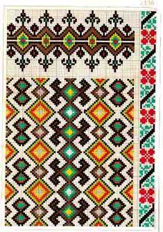 Romanian Museum Gift Shop Book Album: Old Romanian Folk Art Mina, Album Book, Folk Art, Projects To Try, Cross Stitch, Kids Rugs, Embroidery, Patterns, Gifts