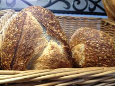 The Black Rooster Bakery Sourdough Bread