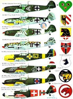Messerschmitt Bf109E Emil