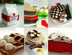 oh how i love some felt food...and this is soooo cute...