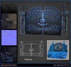 DeathMonsters (2011) BIRDIES ROAD Paris FRANCE Period : 6 months Realtime Engine : Unity Plateform : XBox 360 Shown with permiss...