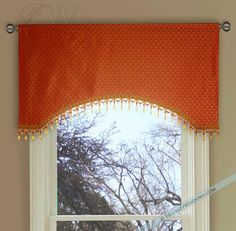 Red Valances Photo Gallery #valances