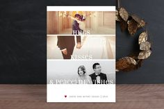 Clean Merry Wishes by Susie Allen at minted.com